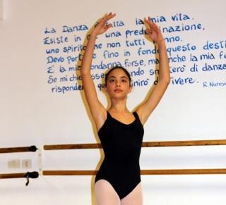 Annarita Saccente Da Giselle Al Cnd Di Dijon 2016 Città Di Palo