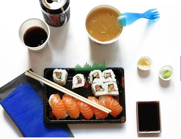 Il sushi di Laura