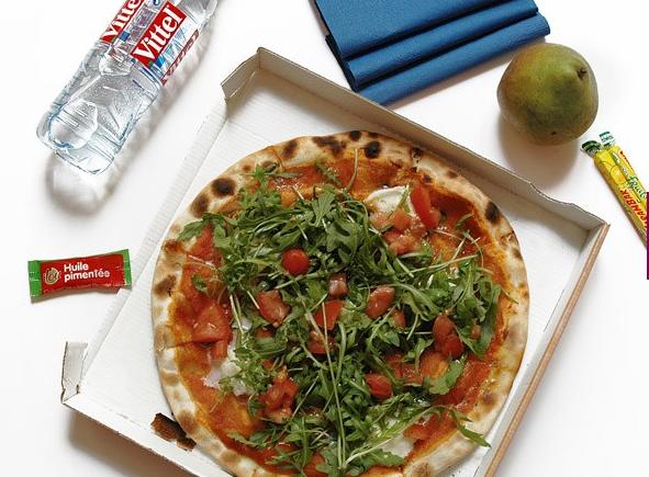 La pizza di Ines
